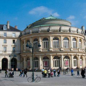 Rennes tourist guide