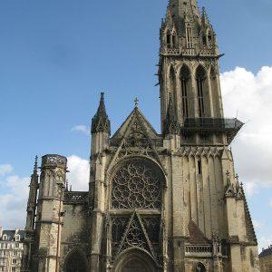Caen tourist guide