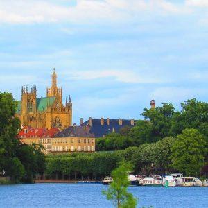 Metz tourist guide