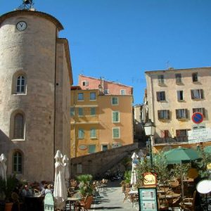 Hyeres guided tour